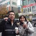 弘大楓葉街-咖啡店12