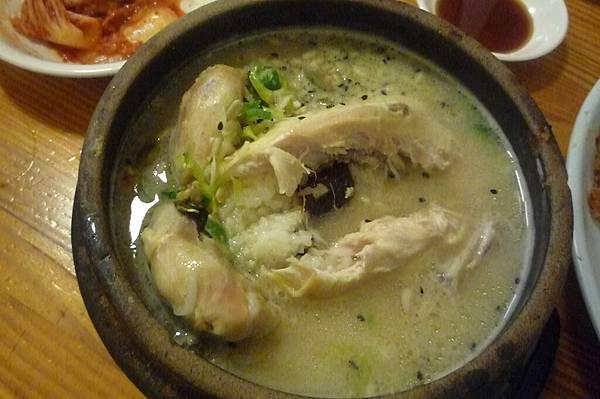 土俗村蔘雞湯31