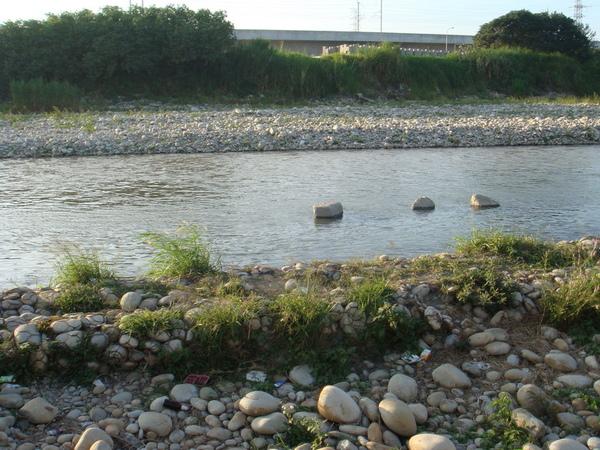 筏子溪目前的河道.JPG