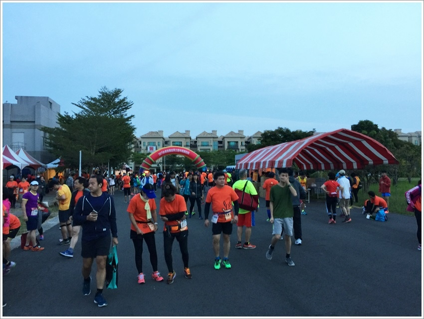 2017第三屆永保安康盃半程馬拉松活動