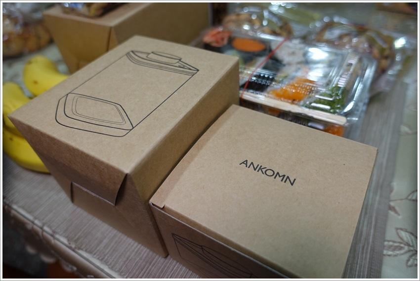ANKOMN 真空保鮮盒防潮、防氧化、易操作,保存期限超大延長