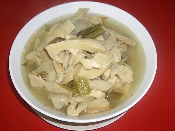 客味酸菜筍干 (3)