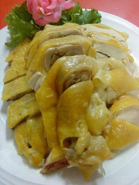 黃金土雞肉