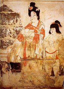 王处直墓壁画图册