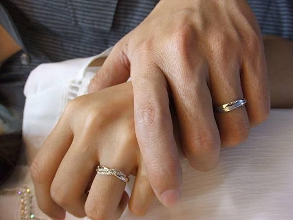 結婚戒指-見證幸福-樣多儷珠寶01