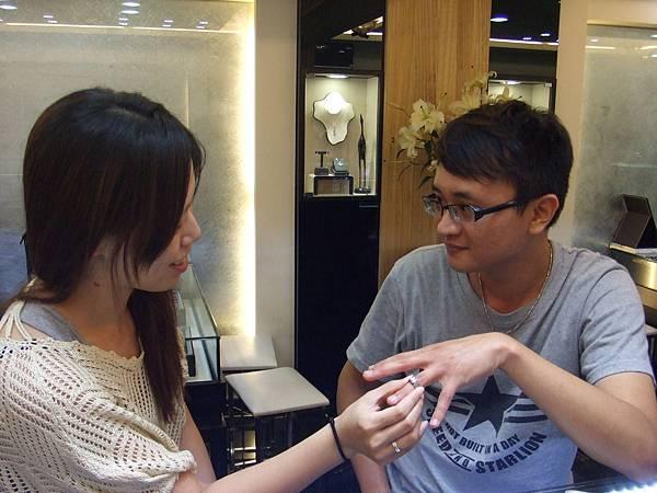 完美的求婚鑽戒~~樣多儷帶你見證浪漫的求婚那一刻!