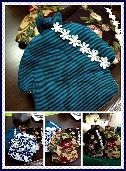 各種款式的棉襖
