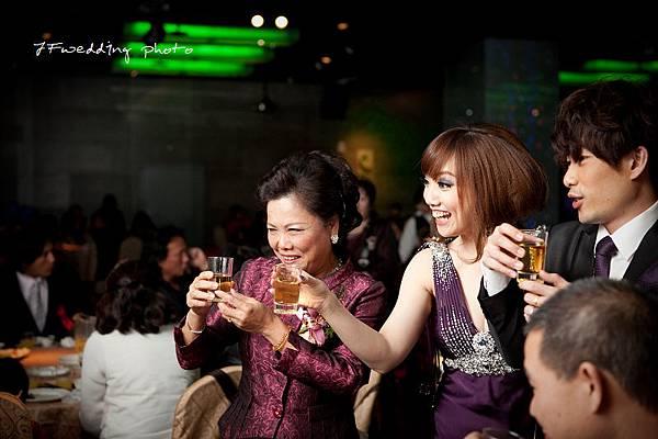 啟仁-嘉欣婚禮記錄-990