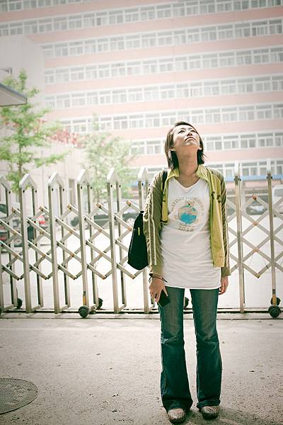 北京。第二天
