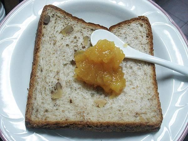 百香果蘋果醬