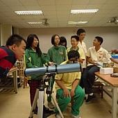 天文望遠鏡操作