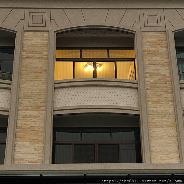 台中隱形鐵窗安裝實績│台中市大雅區