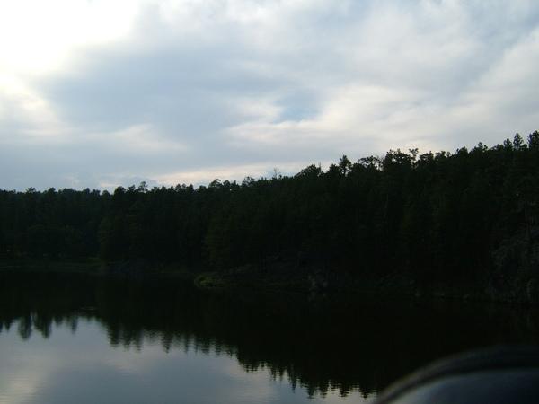 這是什麼湖?