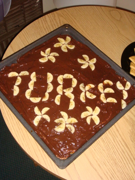 Turkey Cake~