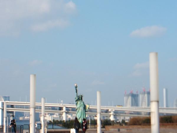 快要到東京灣啦