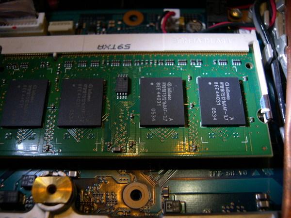 裡面的512記憶體