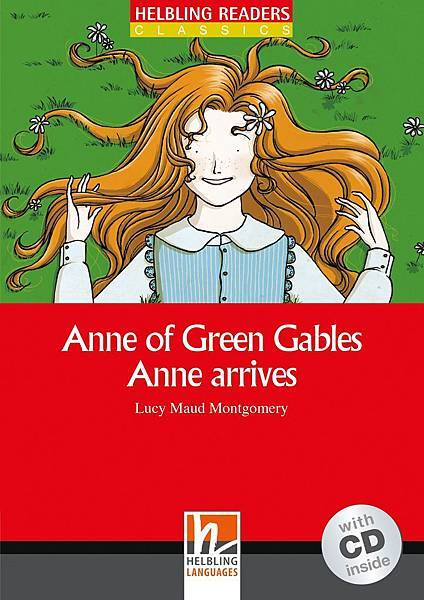 Anne of Green Gables -Anne arrives