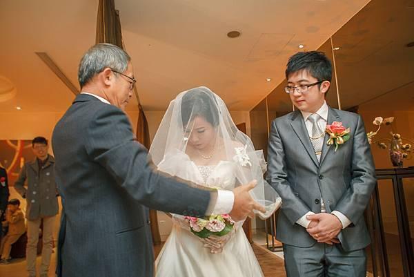 20150117 家維&孟婷  幸福婚禮-