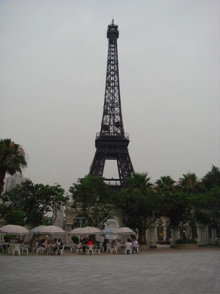 法国巴黎艾菲尔铁塔