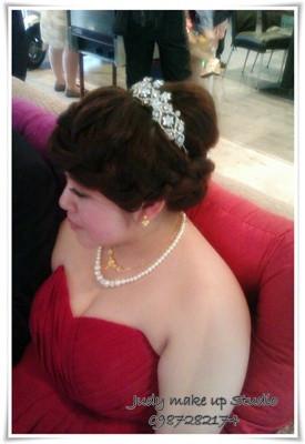 佳欣新娘(單妝)