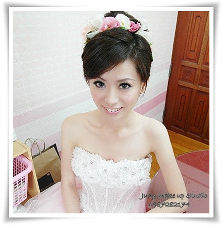 宜蓁新娘(單妝)