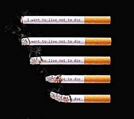 創意戒菸廣告
