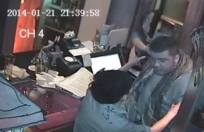 酒醉懷疑錢被偷 法籍廚師酒醉鬧事