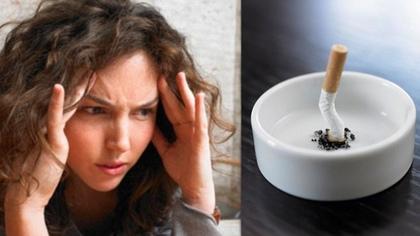 抽菸可減壓?錯
