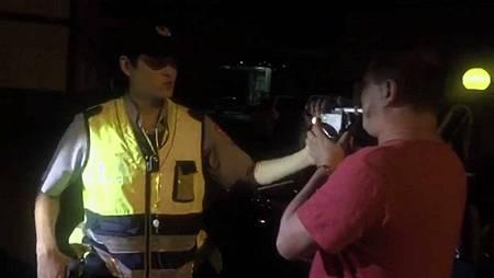 道士酒駕被攔查 作法要神明相救仍超標送辦