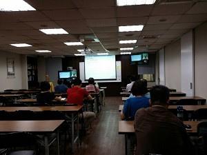 另外,永誠專員也進而向學員們分享各項中醫名校的學習方向
