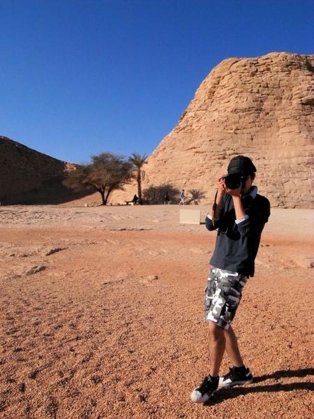 小白去埃及旅行 這張讓我愛炸了:P