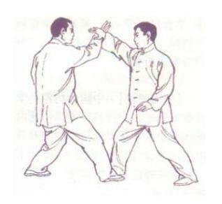 push hand