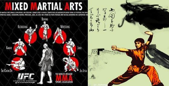 MMA 傳武