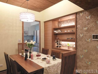 覲得-餐廳及餐具櫃