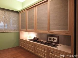 覲得-和室及收納櫃