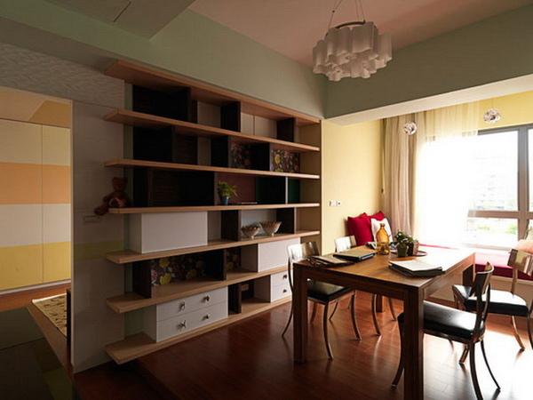書房設計,展示櫃,覲得.jpg