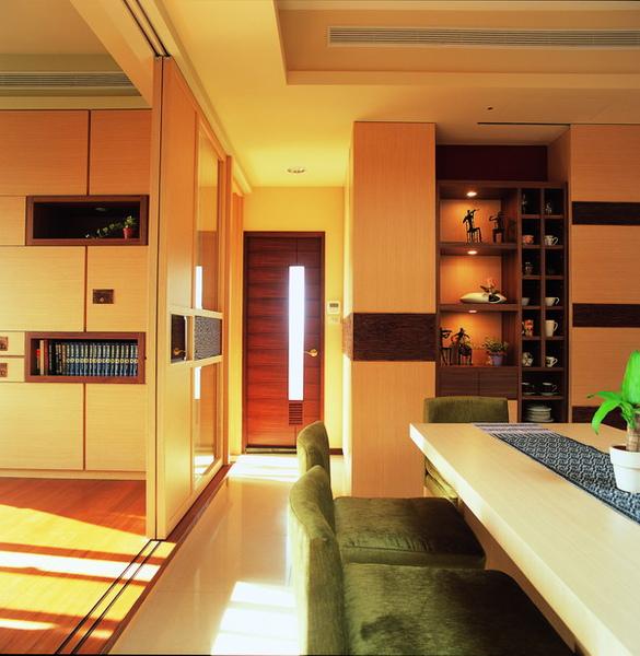 和室,餐廳餐具櫃,覲得室內設計.jpg