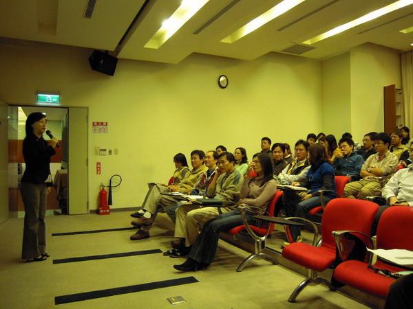 聯詠科技-游淑慧-室內設計-演講