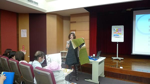 20101001游淑慧設計師演講 (3).JPG