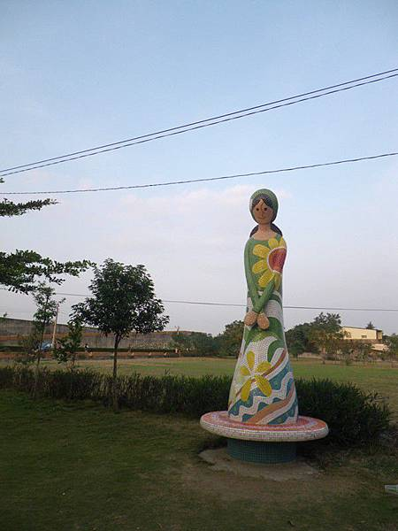 嘉義新港板頭村