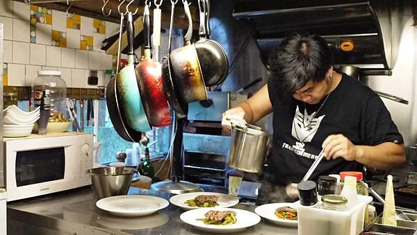 阿力的搖滾廚房