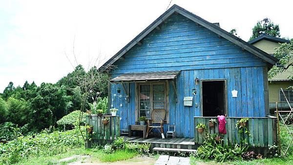 星空小木屋