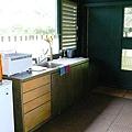 房子內的小廚房