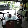 屋外的廚房