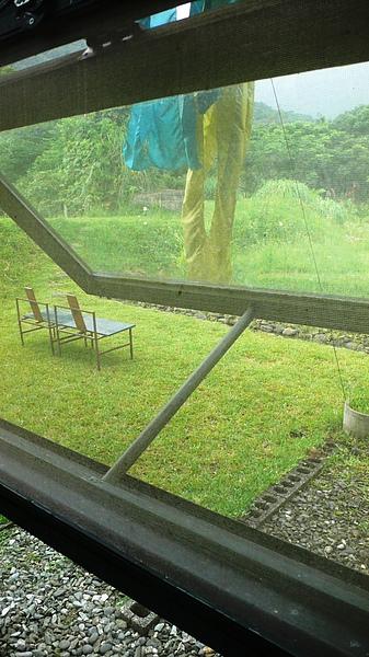 很古式的窗台