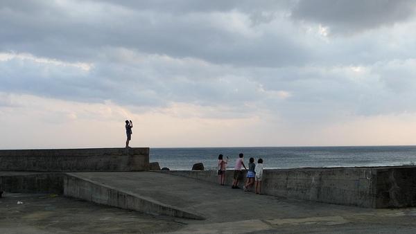 香蕉灣小漁港