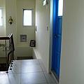 樓梯間都是地中海風