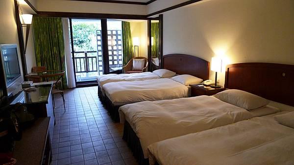 景緻客房 四小床