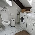 巴黎公寓廁所