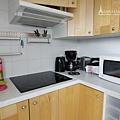 巴黎公寓廚房